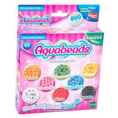 Aqua Beads Utántöltő, gyöngyök