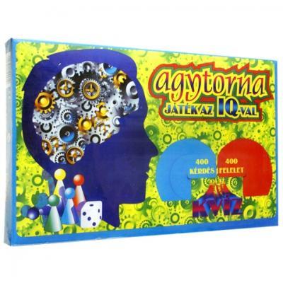 Agytorna társasjáték, játék az IQ-val