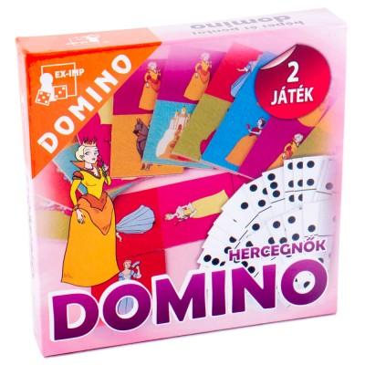 Hercegnős dominó