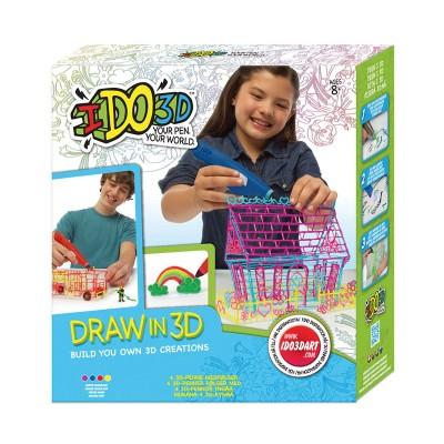 I Do 3D rajzoló készlet, 4 darabos