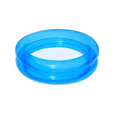 Kék pancsolómedence, 61x15 cm