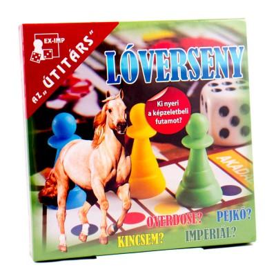 Lóverseny társasjáték
