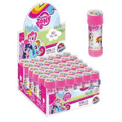 My Little Pony buborékfújó, 60ml