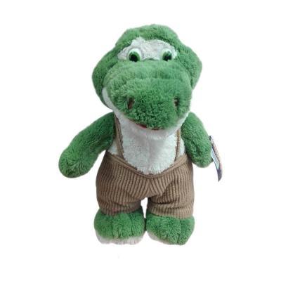 Plüss krokodil 32 cm