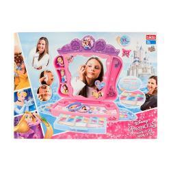 Disney hercegnők szépítkezőkészlet, 4 kiegészítővel