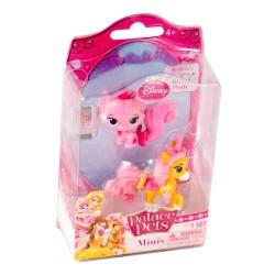 Disney Palace Pets Mini palota kedvenc figurák, Beauty és Petit