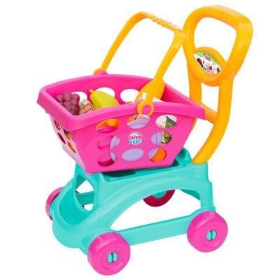 Candy bevásárlókocsi kiegészítőkkel