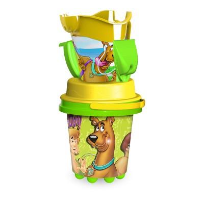 Scooby-Doo kancsós homokozó készlet, 5 részes