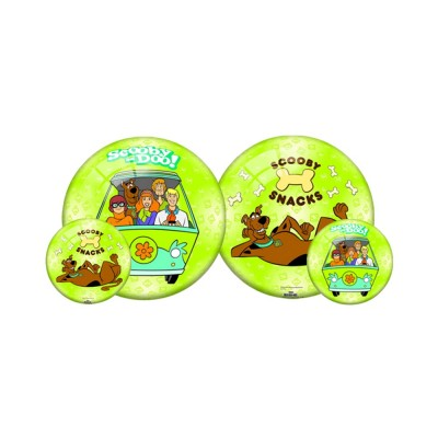 Scooby Doo labda, 23 cm