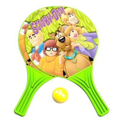 Scooby-Doo strandtenisz készlet