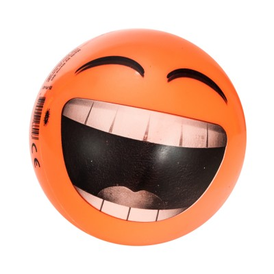 Bohócos, Smiley gumilabda, 14 cm