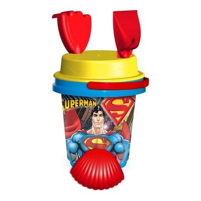 Superman homokozó készlet, 5 részes