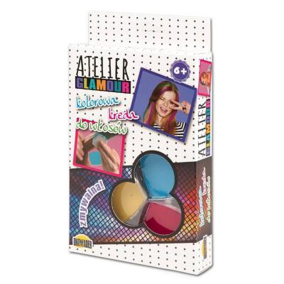 Atelier Glamour hajszínező készlet