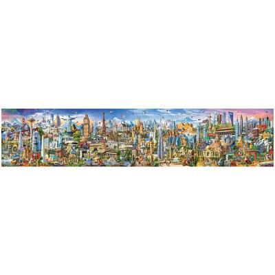 Educa A világ körül puzzle, 42000 darabos