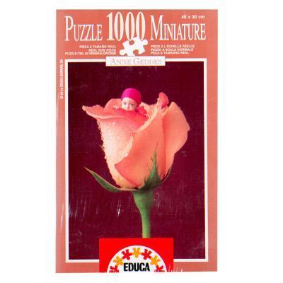 Educa Anne Geddes, Rózsa mini puzzle, 1000 darabos