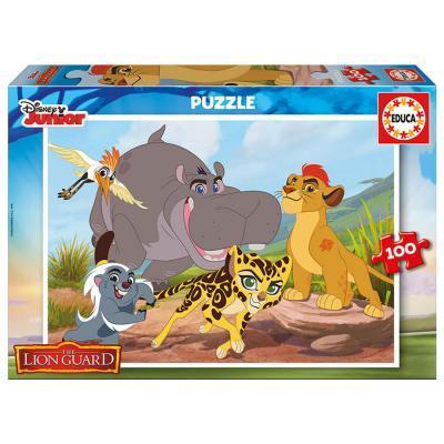 Educa Az oroszlán őrség puzzle, 100 darabos