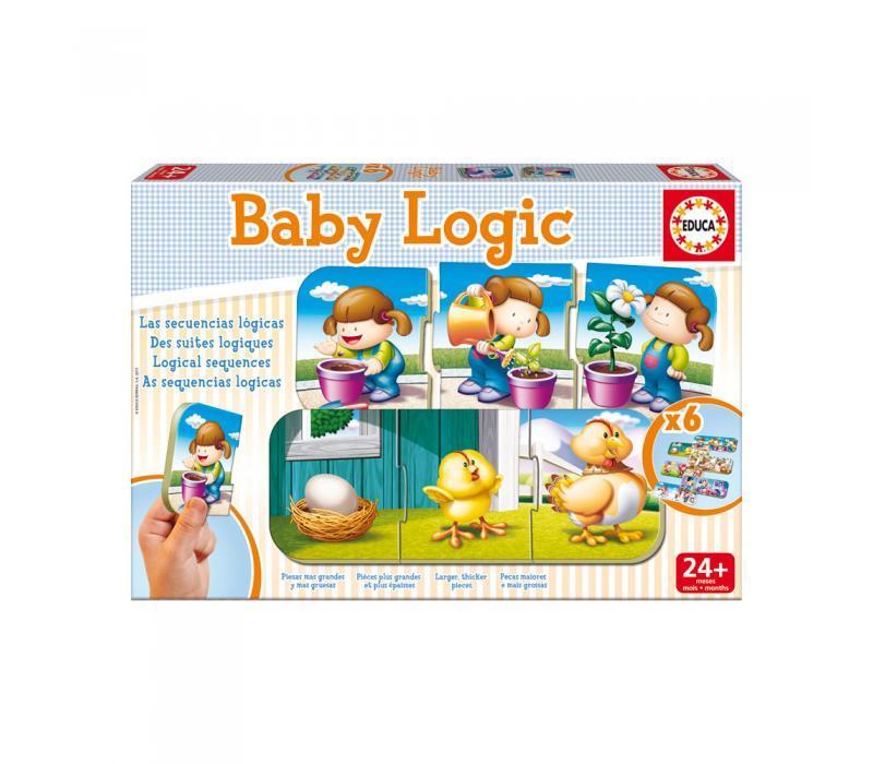 Educa Baby Logic, bébi puzzle