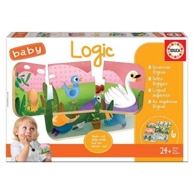 Educa Baby Logic oktató puzzle