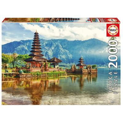 Educa Bali Ulun Danu templom, 2000 darabos puzzle
