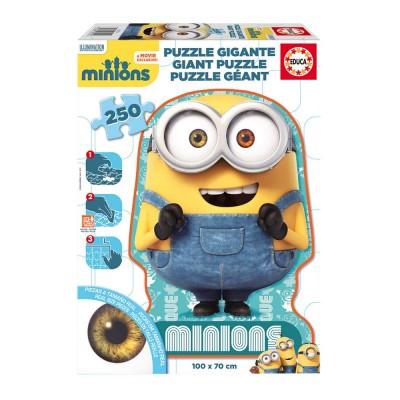 Educa Bob minion óriás puzzle, 250 darabos