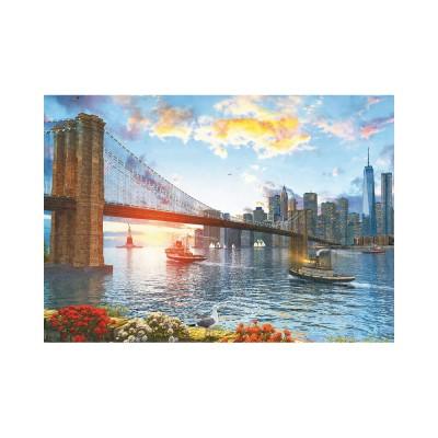 Educa Brooklyn Bridge puzzle, 4000 darabos