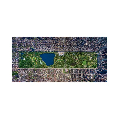 Educa Central Park, New York panoráma puzzle, 3000 darabos