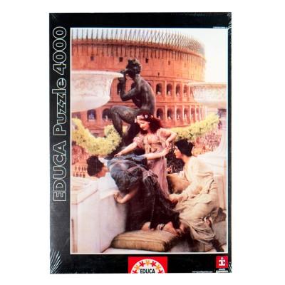 Educa Colosseum puzzle, 4000 darabos