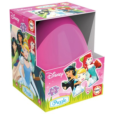Educa Disney Hercegnők puzzle tojásban, 48 darabos