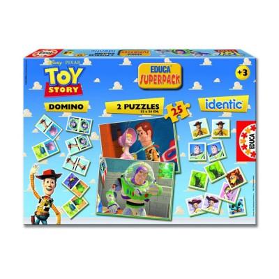 Educa Disney Toy Story szupercsomag