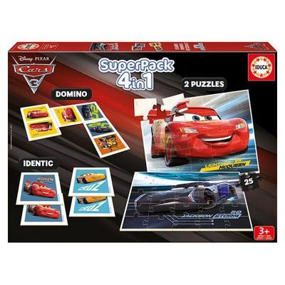Educa Disney Verdák 3 szupercsomag