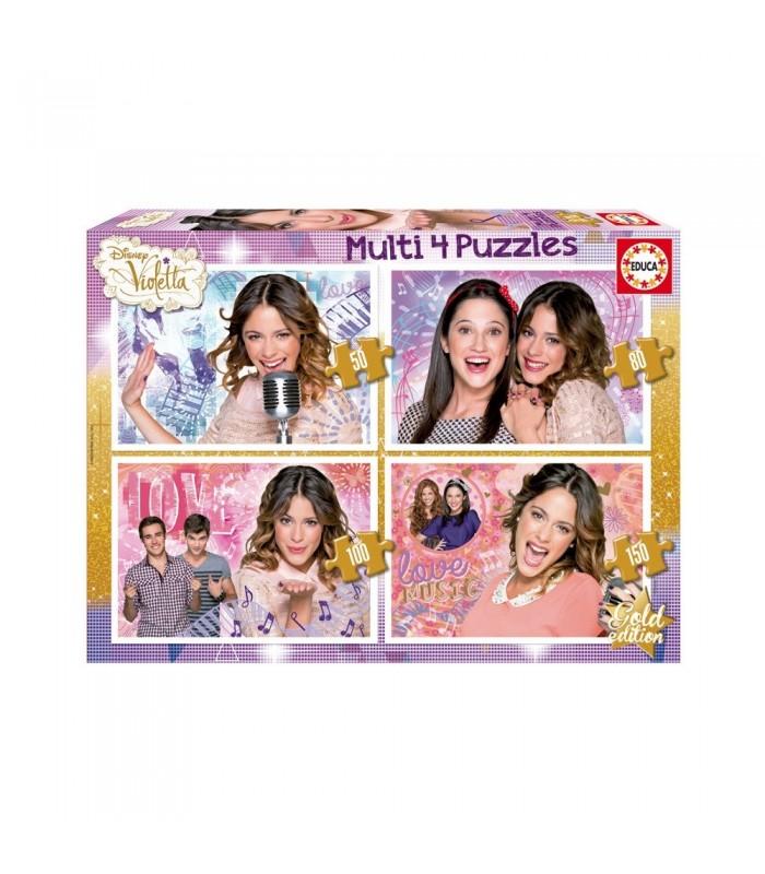 Educa Disney Violetta szupercsomag