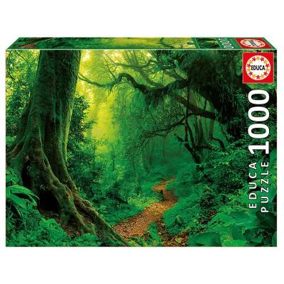 Educa Elvarázsolt erdő puzzle, 1000 darabos