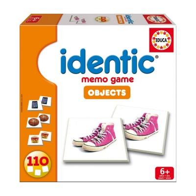 Educa Identic Tárgyak memóriajáték, 110 darabos