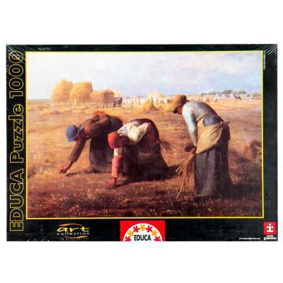 Educa Jean-Francois Millet, The Gleaners puzzle, 1000 darabos