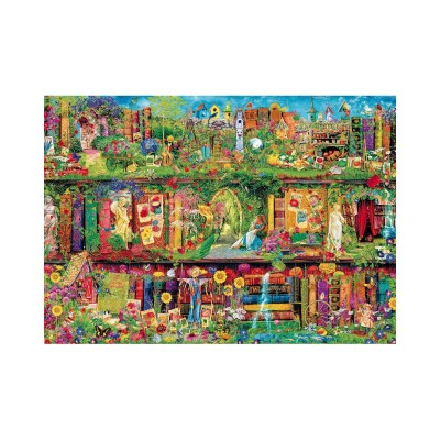 Educa Kerti polc puzzle, 1500 darabos