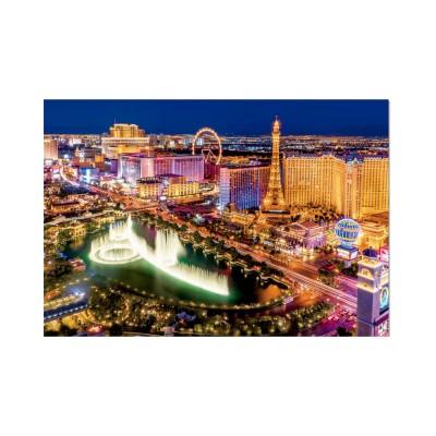 Educa Las Vegas neon puzzle, 1000 darabos