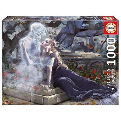 Educa Menyasszony feketében puzzle, 1000 darabos