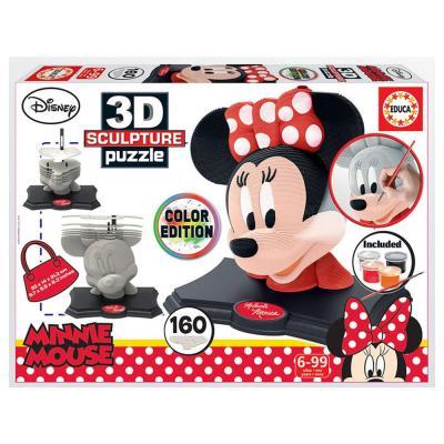 Educa Minnie egér 3D puzzle