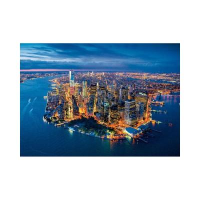 Educa New York madártávlatból puzzle, 2000 darabos