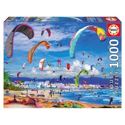 Educa Sárkányszörf puzzle, 1000 darabos