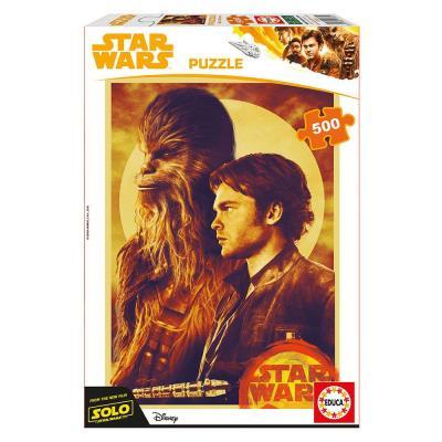 Educa Star Wars Han Solo puzzle, 500 darabos