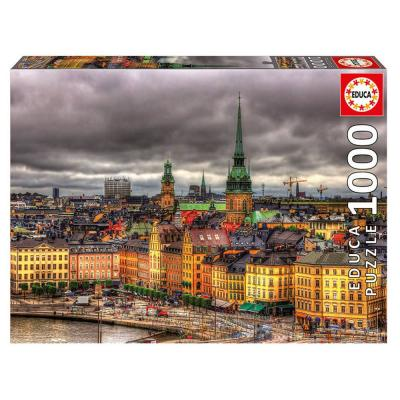 Educa Stockholm puzzle, 1000 darabos