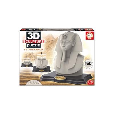 Educa Tutankhamon fáraó 3D puzzle, 160 darabos