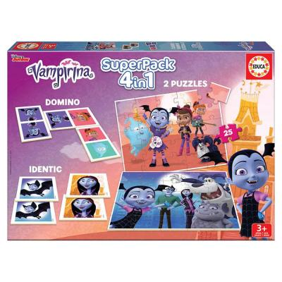 Educa Vampirina szupercsomag