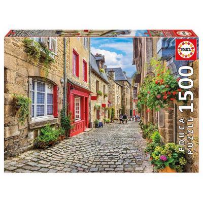 Educa Virágos utca puzzle, 1500 darabos