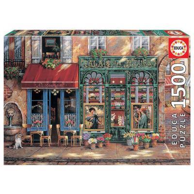 Educa Virágpalota puzzle, 1500 darabos