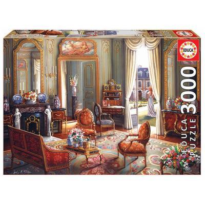 Educa egy pillanat egyedül puzzle, 3000 darabos
