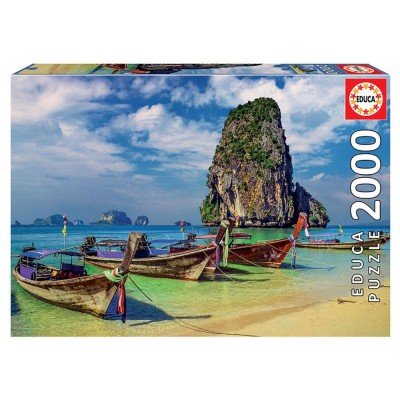 Educa Krabi, Thaiföld puzzle, 2000 darabos