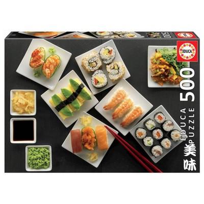 Educa Sushi puzzle, 500 darabos