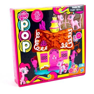 Én Kicsi Pónim, Pop mézeskalács házikó játékszett